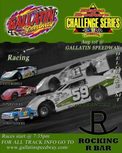BLAINE BROTHERS WISSOTA LATE MODEL CHALLENGE SERIES AUG. 1