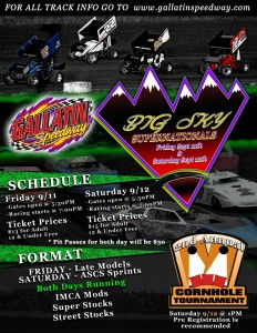 BIG SKY SUPERNATIONALS SEPTEMBER 11 & 12