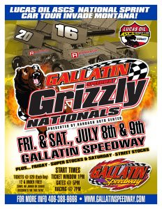 GRIZZLY NATIONALS
