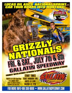 2nd Annual GRIZZLY NATIONALS